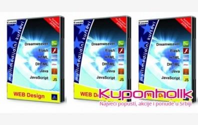 kuponholik, beograd, srbija, novi sad, nis, kupon, Dreamweaver, Flash, HTML, Dynamic HTML, Java, JavaScript, web disgn