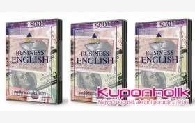 Kurs Business English 2 CD-a za 1200 rsd